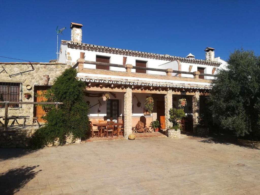 Casa de campo Alojamiento Rural La Pila (España Ronda ...