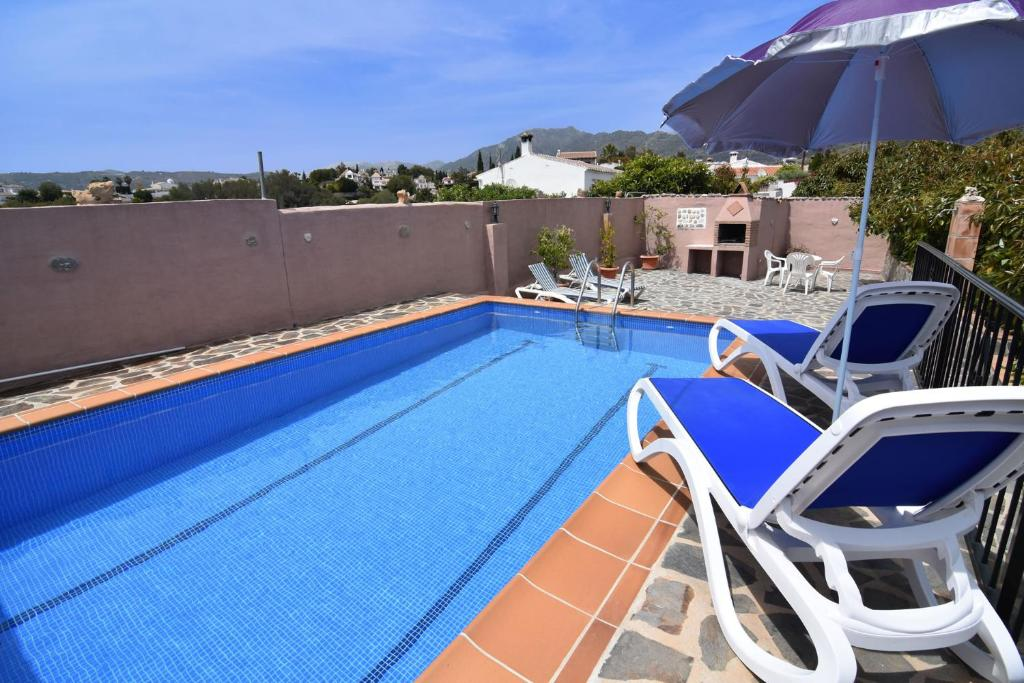 Casa de campo Casa La Cañailla (España Málaga) - Booking.com