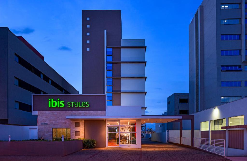 e9ad94cb25f Hotel Ibis Ribeirão Preto Braz Olaia (Brasil Ribeirão Preto) - Booking.com