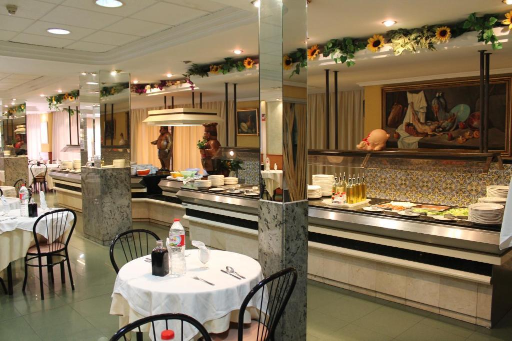 Отель лас вегас бенидорм фото