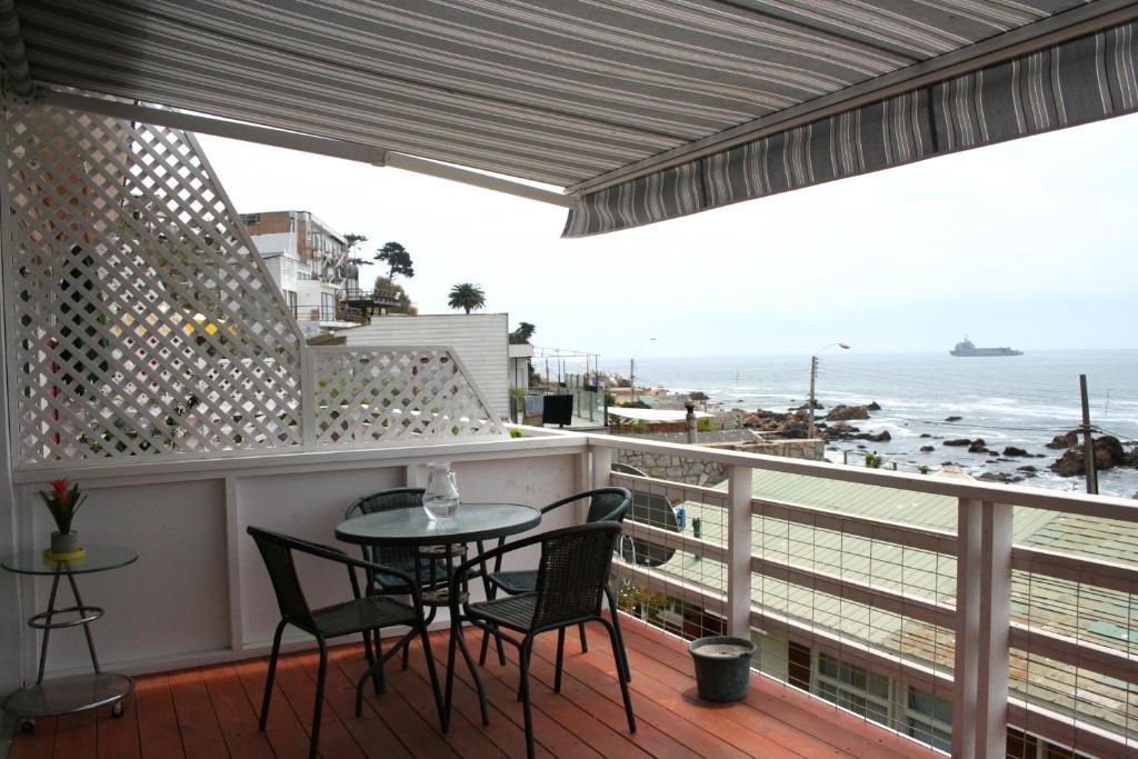 01d63cbf5d910 Casa de vacaciones Departamento Frente al Mar (Chile Concón ...
