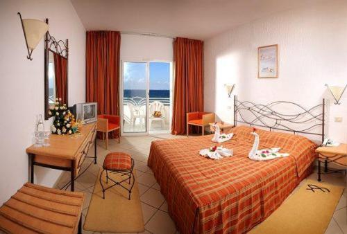 Tunisia Hotels in Skanes Hotel Skanes Sérail Monastir