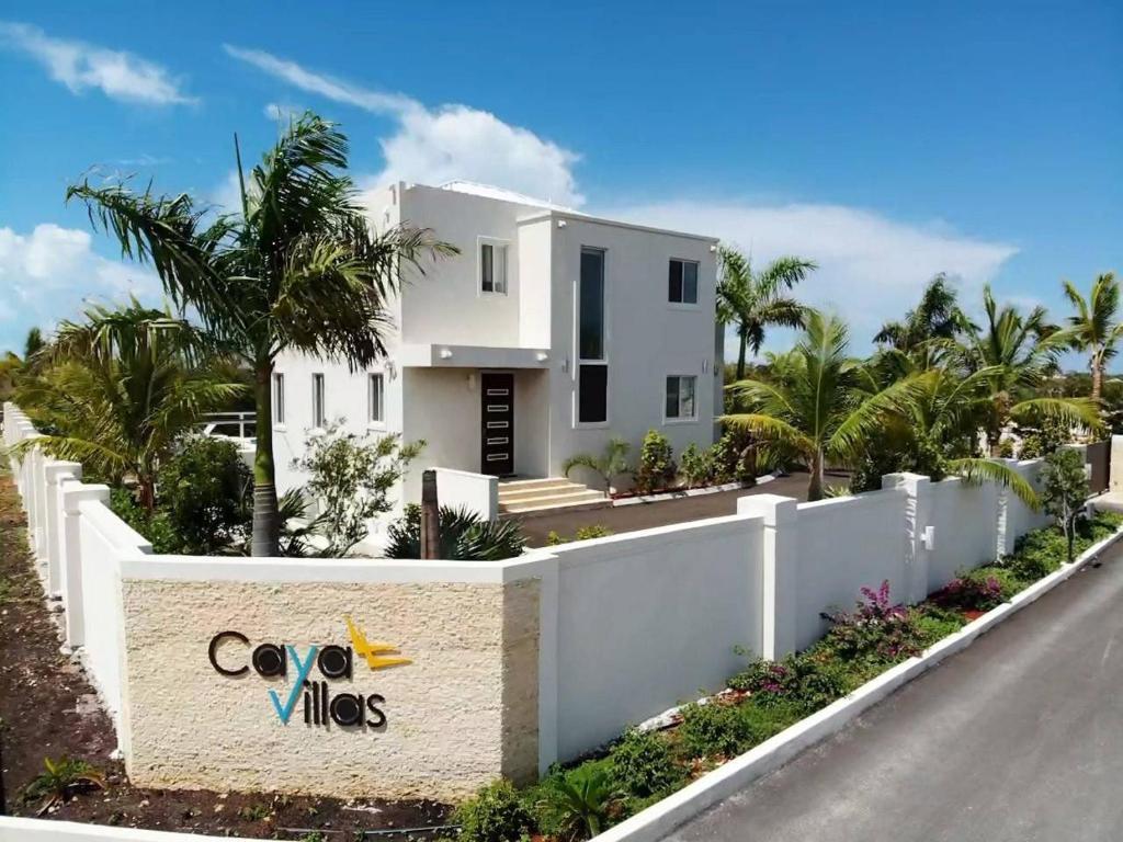 Villa 1 at Caya Villas (Islas Turks y Caicos Grace Bay ...
