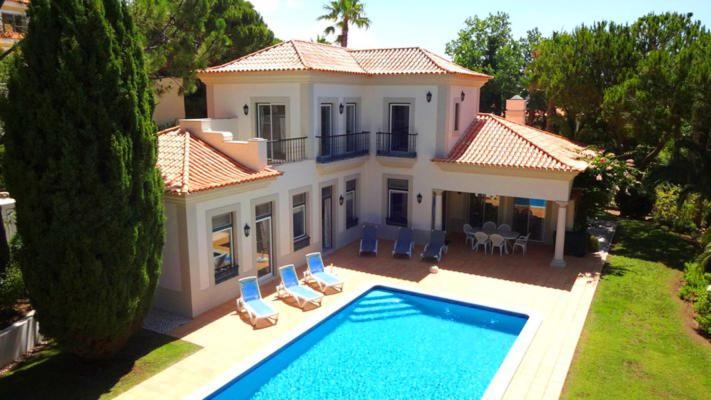 Vale do Lobo Villa Sleeps 6 Pool Air Con T480013 (Portugal ...