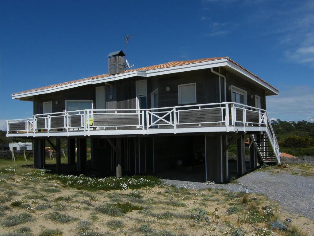 Villa 8 personnes vue mer #0369 (Francia Soorts-Hossegor ...