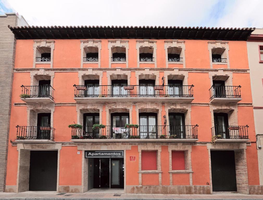 Apartamento Casa Palacio los Sitios (Espanha Zaragoza ...