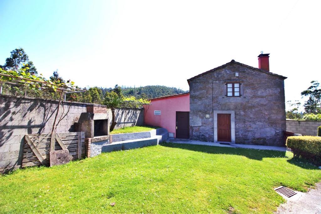 Casa de temporada Casa de la Abuela (Espanha Laxe) - Booking.com