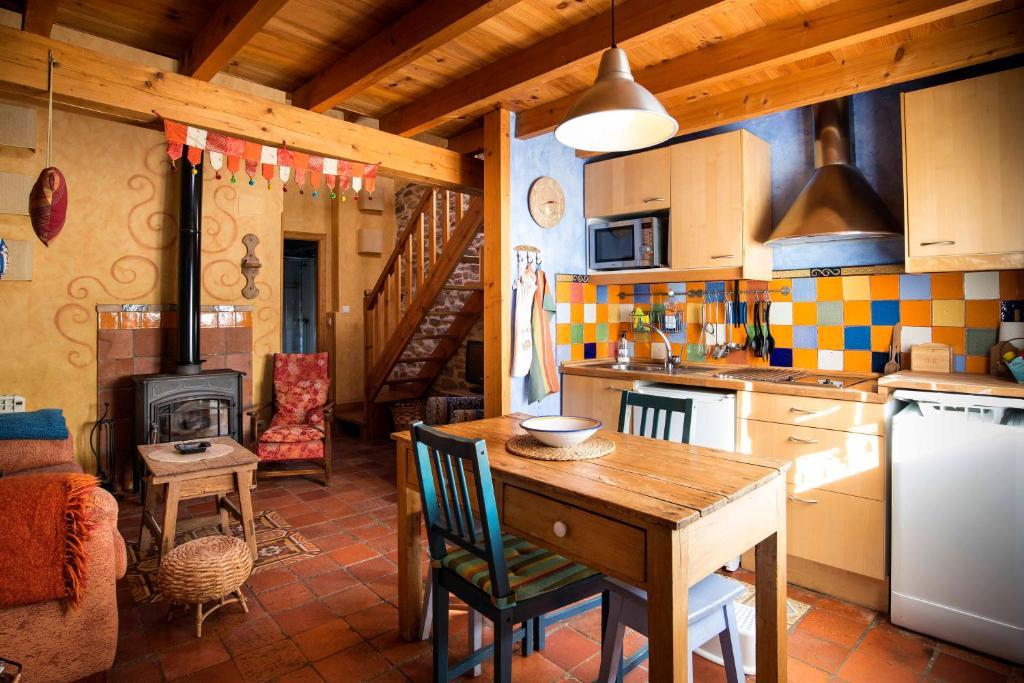 Casa de campo La Casita de Zalama (España San Pelayo ...