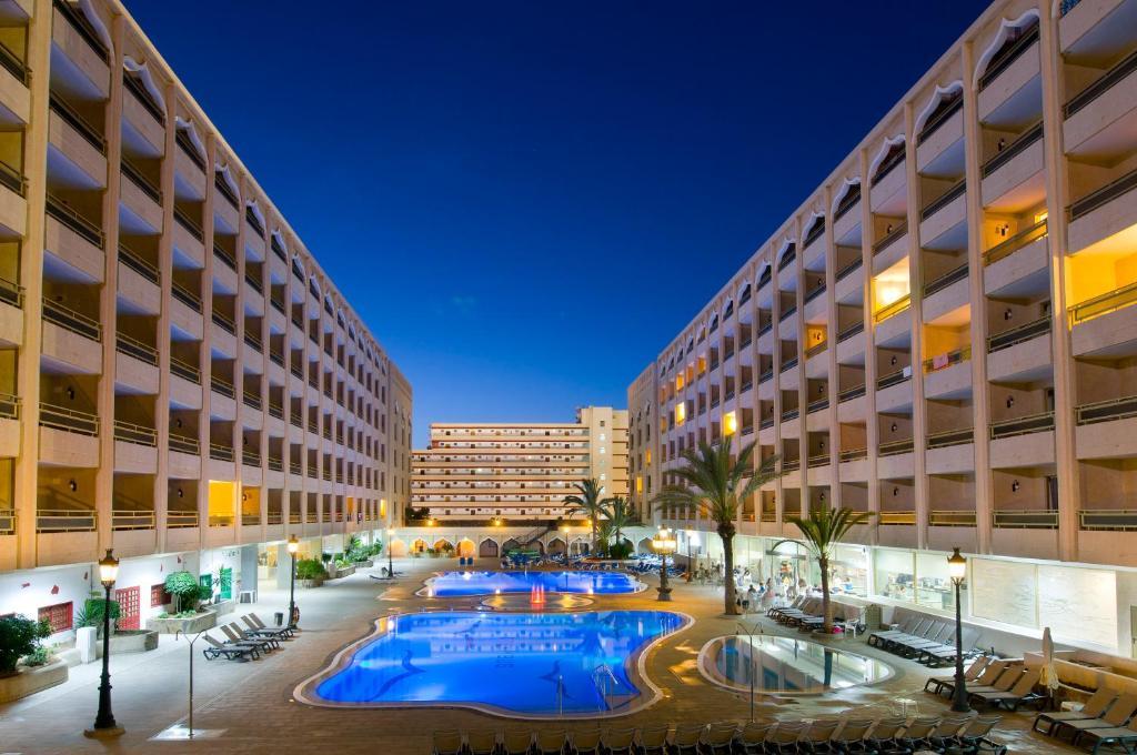Hotel Columbus Playa De Las Americas
