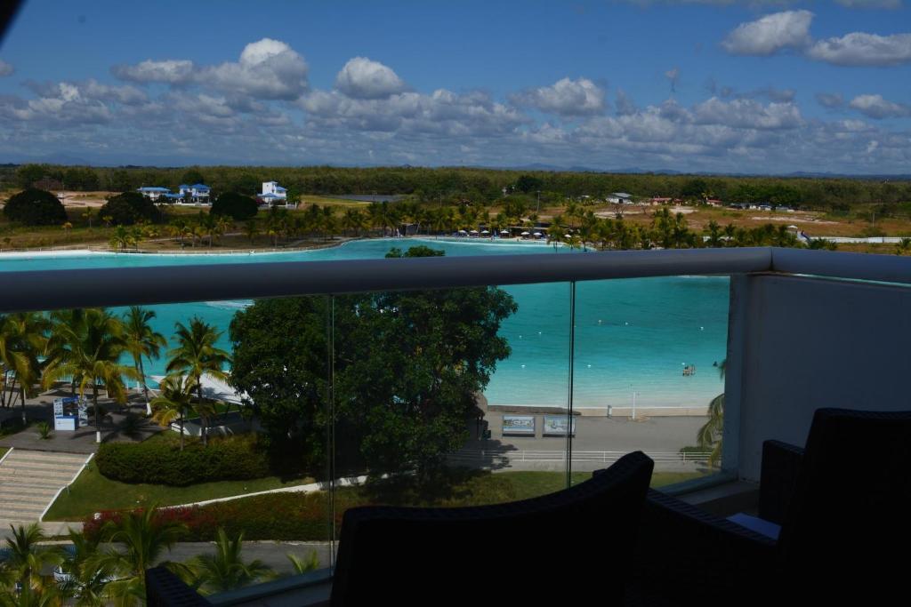 erección después del hotel del mar