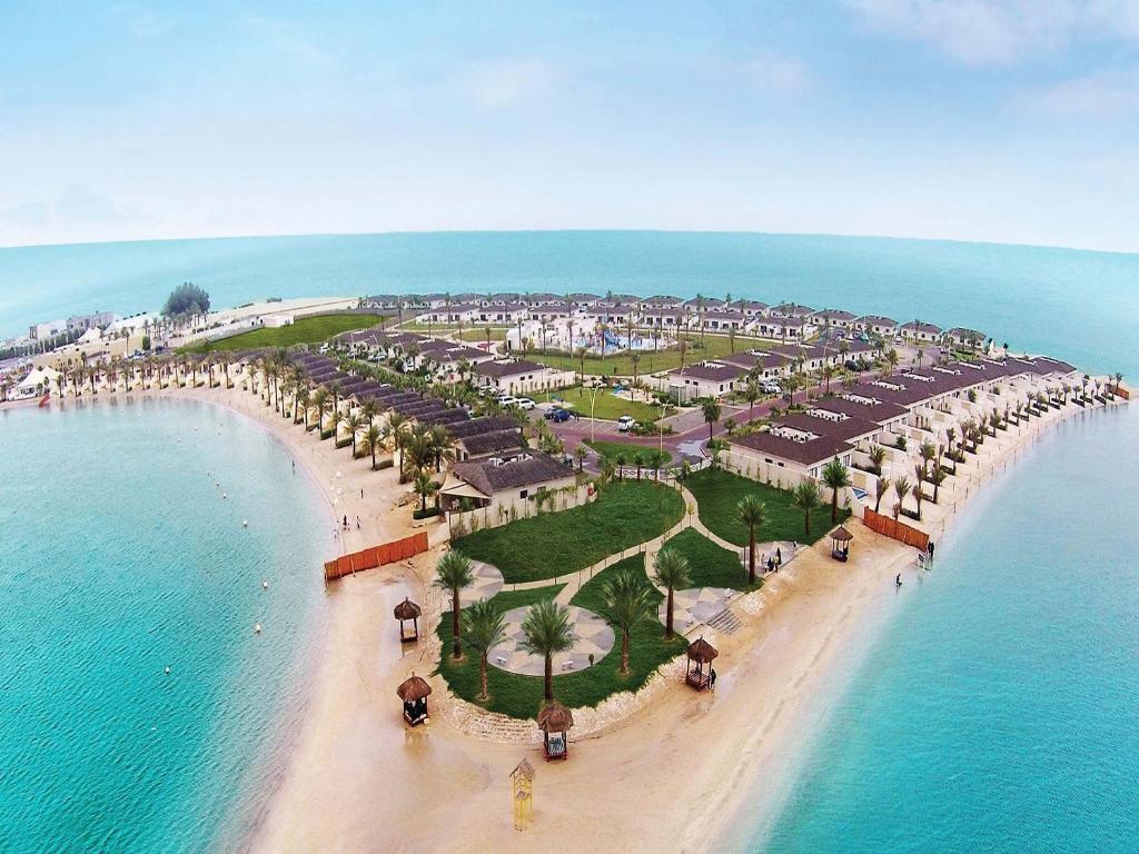 3422b3d8b25a3 منتجع شاطئ الدانة (السعودية هالف موون باي) - Booking.com