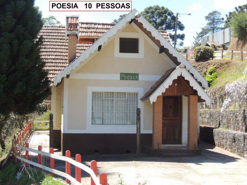 Villa Saa (Brasil Campos do Jordão) - Booking.com