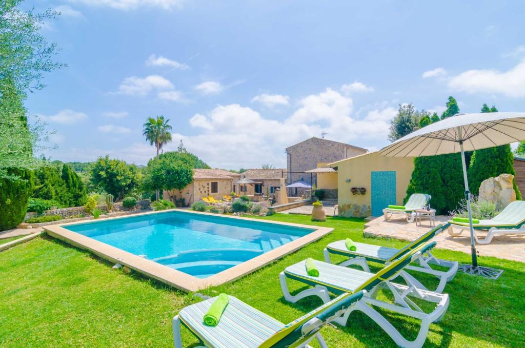 Villa Ses Velletes 7 (España Artà) - Booking.com