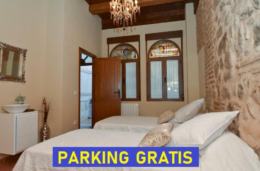 Apartamentos La Casa Del Grial (Espanha Toledo) - Booking.com