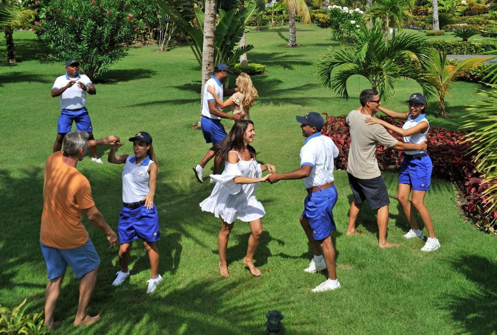 Niños en Grand Bahia Principe Punta Cana