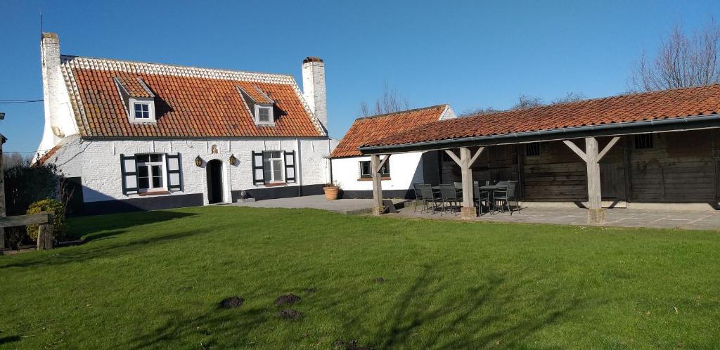 Casa de vacaciones De Landsdijkhoeve (Bélgica Damme ...