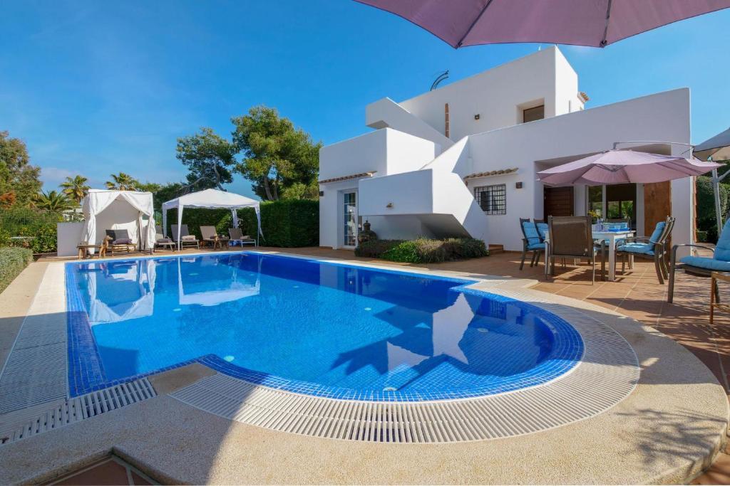 Villa Luna (España Santanyí) - Booking.com