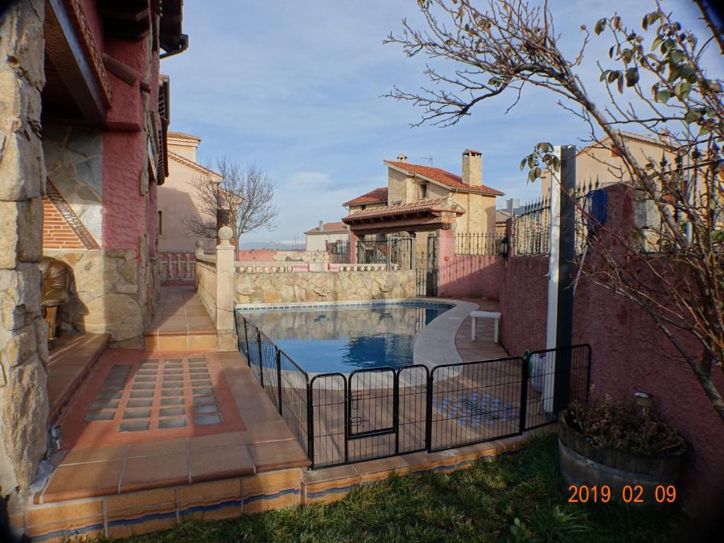 dbb547d17 Casa de vacaciones Casa El Enebral (España Prádena) - Booking.com