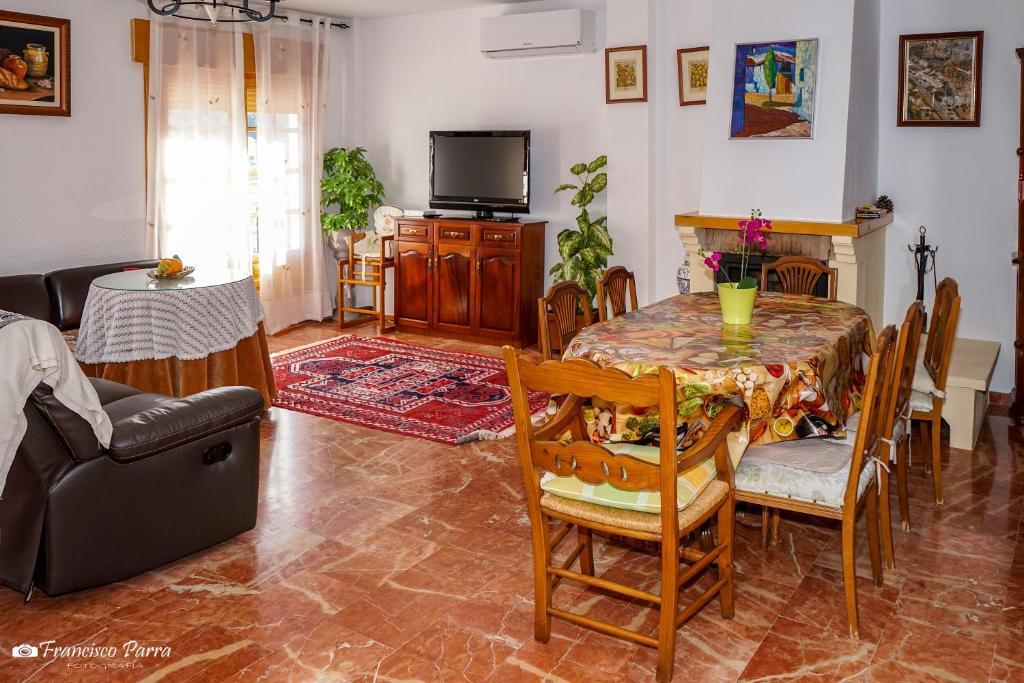 Casa de temporada Casa el Serrano (Espanha Benaoján ...