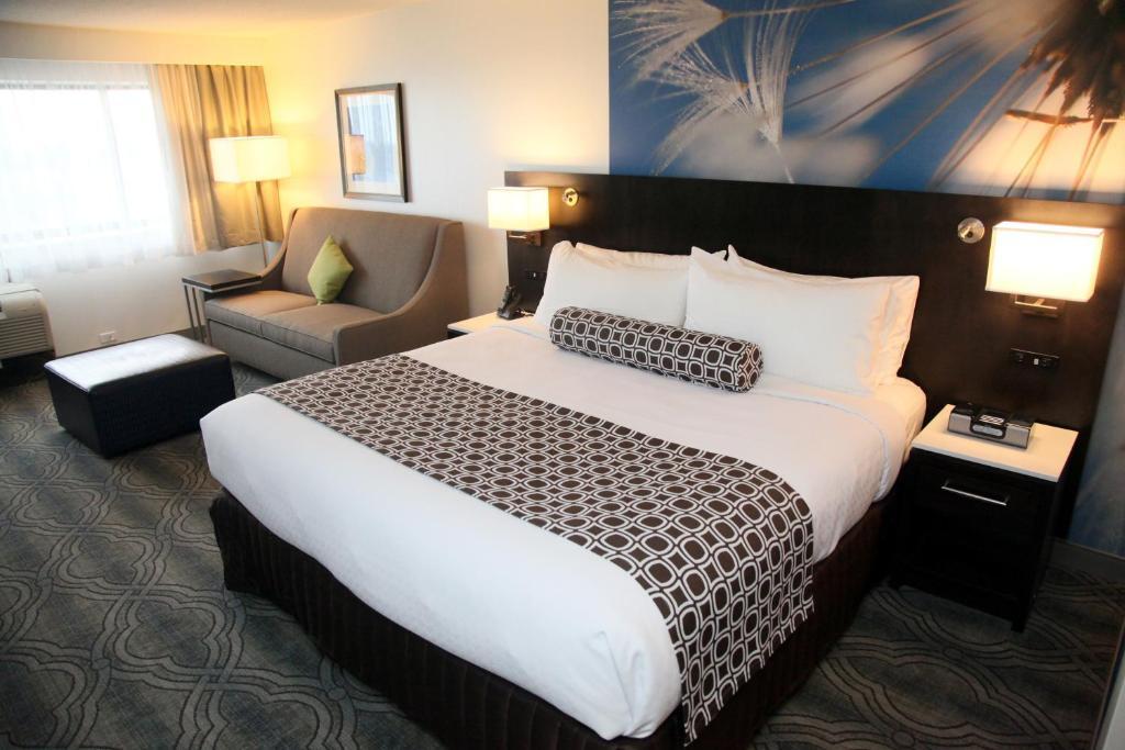 Hotel Crowne Plaza Kitchener-Waterloo (Canadá Kitchener) - Booking.com