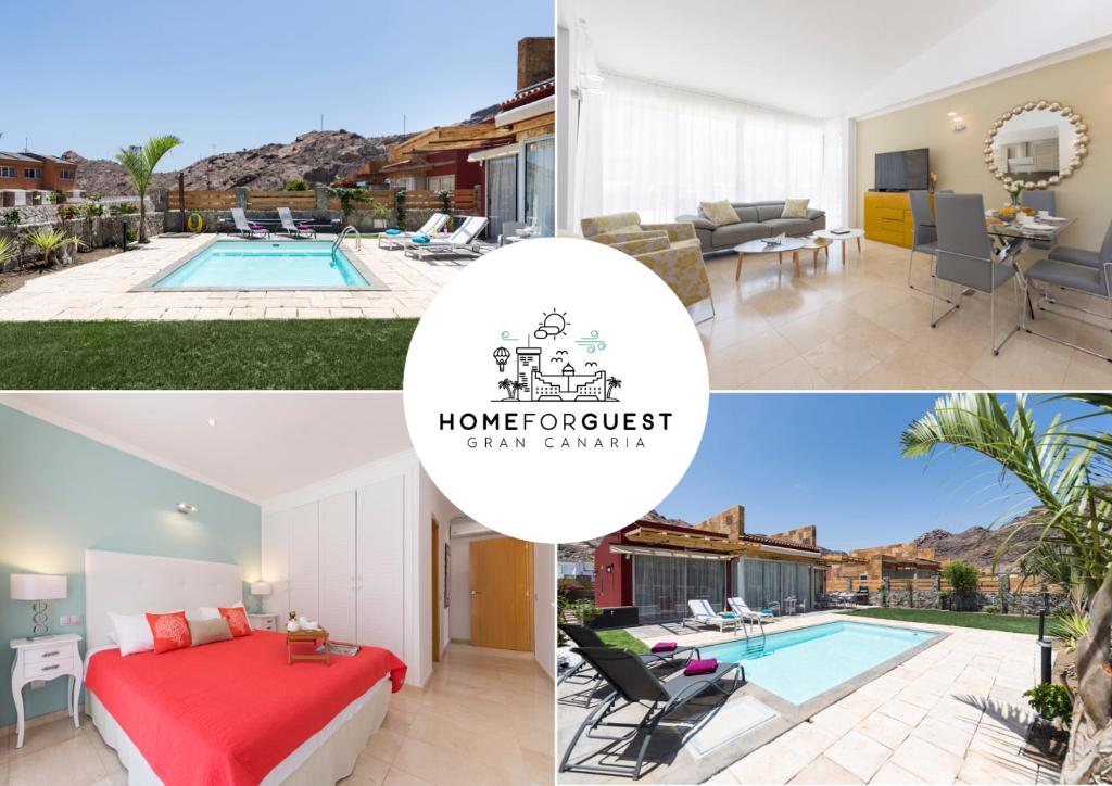 Luxury Villa Diana Gran Canaria (España Amadores) - Booking.com