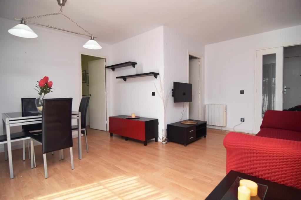 Apartamento HomeHolidaysRentals Barcelona II (Espanha ...