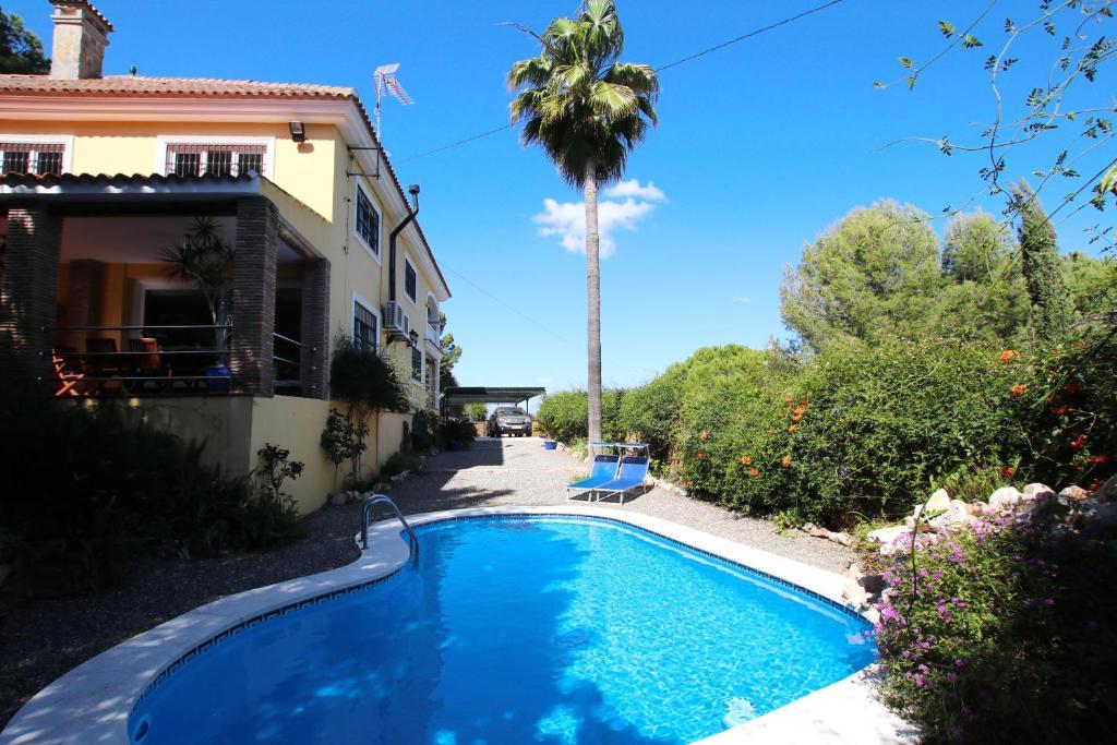 Villa Ramirez (Espanha Alhaurín de la Torre) - Booking.com