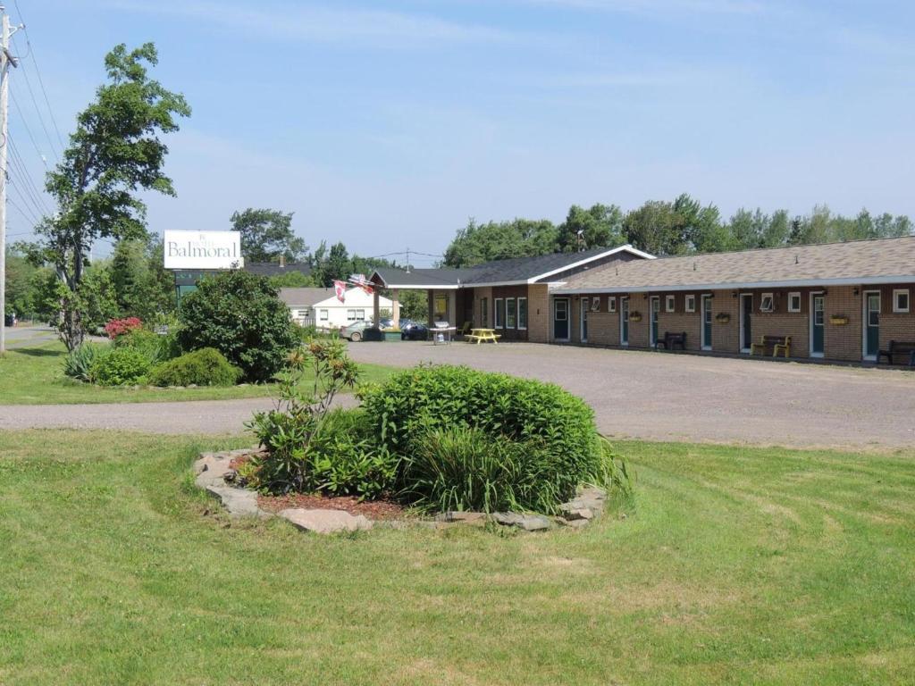 Balmoral Motel (Canadá Tatamagouche) - Booking.com