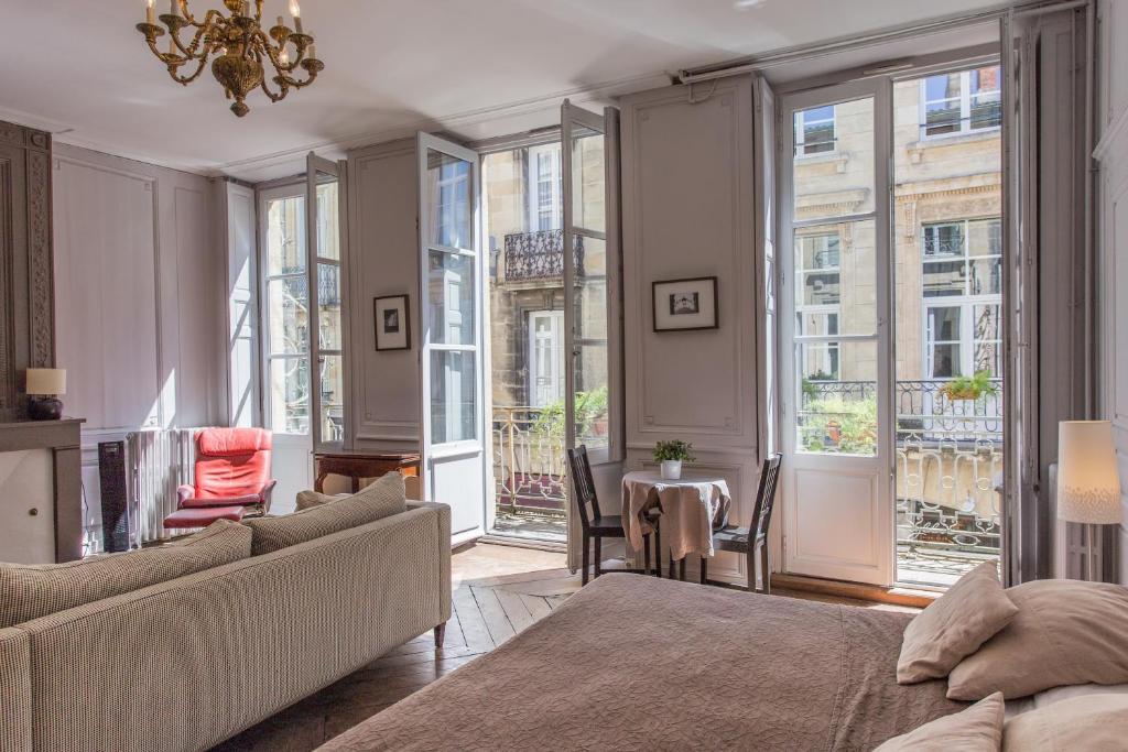 Maison d'Hôtes Chambre en Ville (França Bordeaux) - Booking.com on