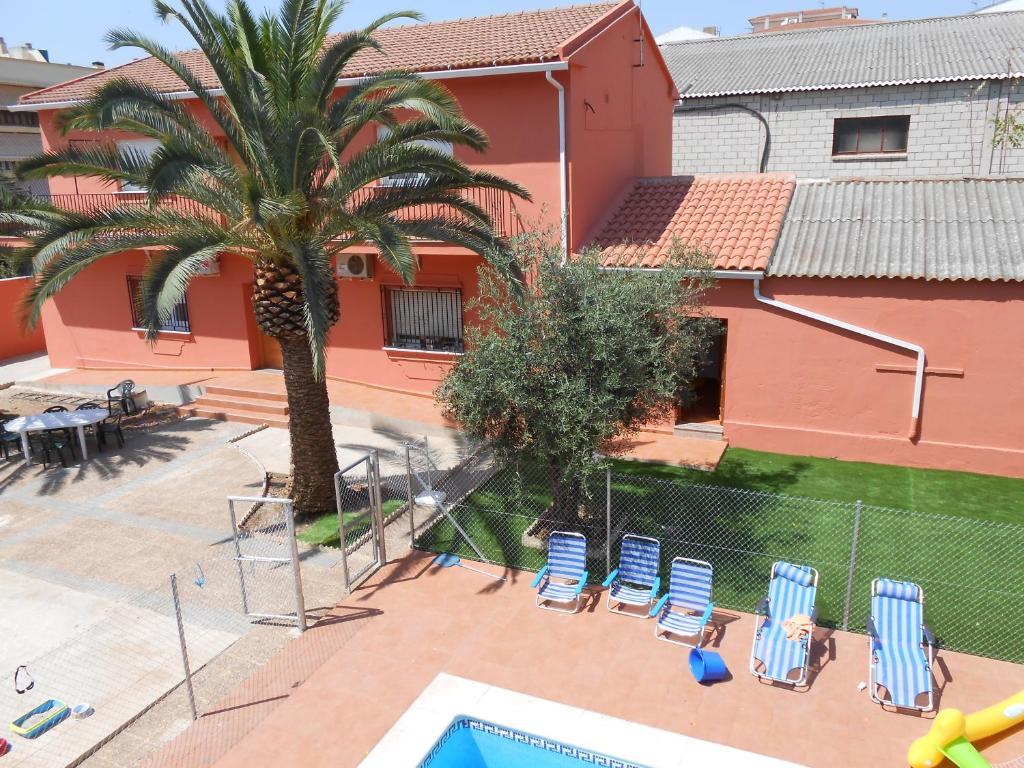 Apartamento apts turisticos domus m rida - Apartamentos turisticos cordoba espana ...