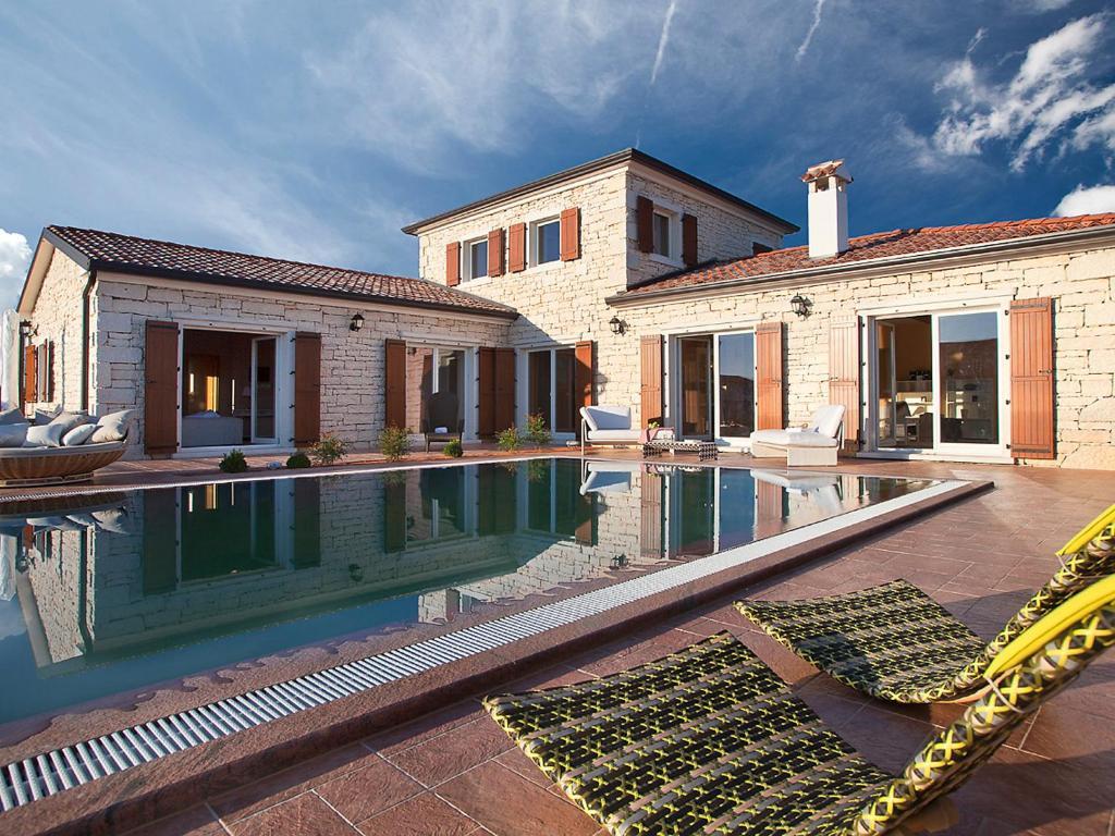 Villa Modena (Croácia Juršići) - Booking.com