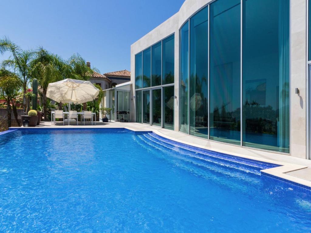 Villa Benahavis (España San Pedro de Alcántara) - Booking.com