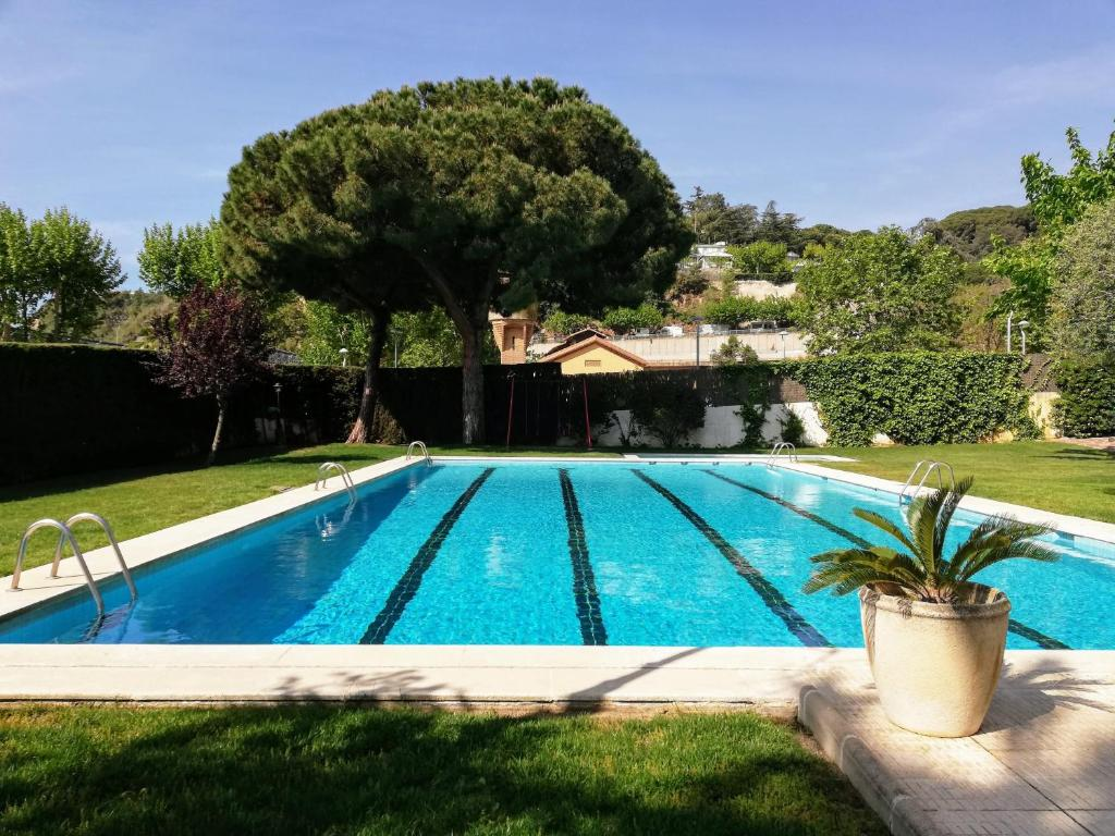 Apartamento Calella, playa, piscina y jardin (Espanha ...