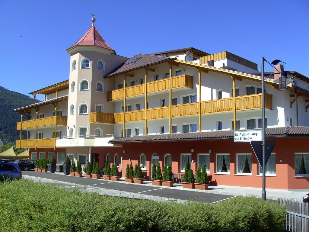 Hotel villa tirol italia valdaora for Valdaora hotel