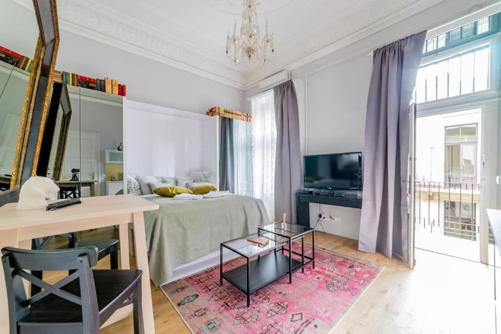 02350d2ac الشقق Luxury Suite Parkside (المجر بودابست) - Booking.com