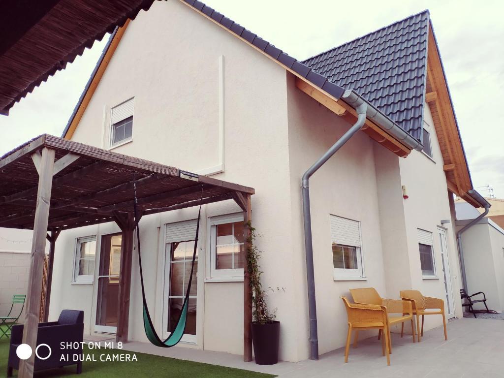 Casa de temporada Casa Marbian (Espanha Castejón) - Booking.com