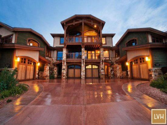 Canyon Resort Townhomes Park City Ut Booking Com