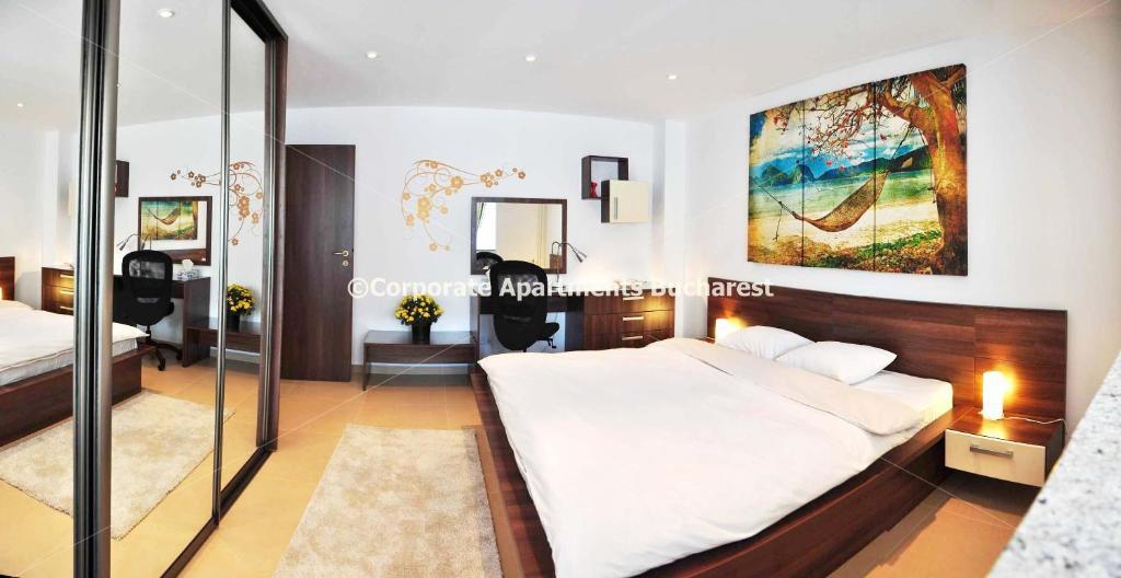 Apartment corporate apts bucharest romania for Bucharest apartments