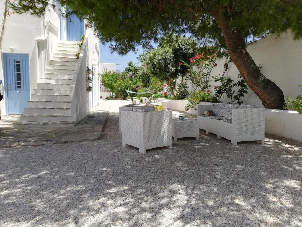 Apartamento Giorgia Lodging (Grécia Parikia) - Booking.com