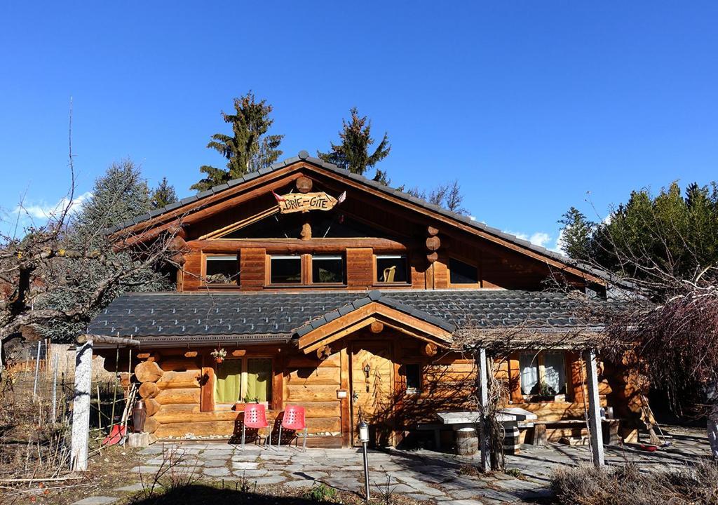 Le Gite de Briey (Suíça Chalais) - Booking.com