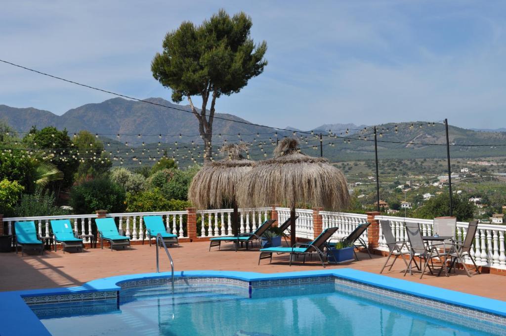 Casa de vacaciones Finca Bella Vista (España Alhaurín el ...