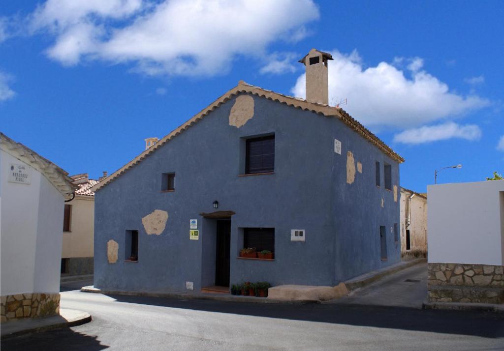 Casa de campo El Pajar de la Abuela (España Arcas) - Booking.com