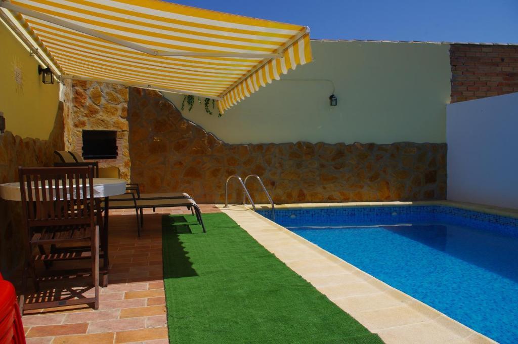Casa de campo Casa La Fuente (España El Gastor) - Booking.com