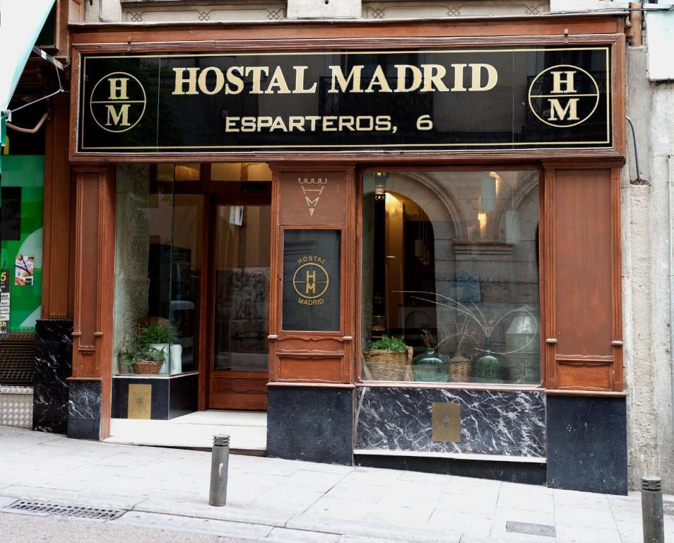 Affittacamere hostal madrid spagna madrid for B b soggiorno madrid
