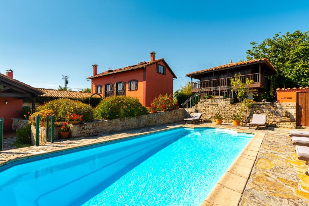 Casa Rural de Superlujo (España Villaviciosa) - Booking.com