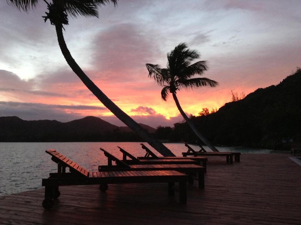 Iles Des Palmes Hotel Eco Resort