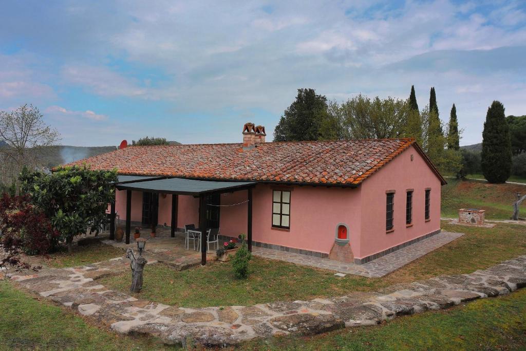 Casa de vacaciones CASALE SOLE E LUNA (Italia Muserale ...