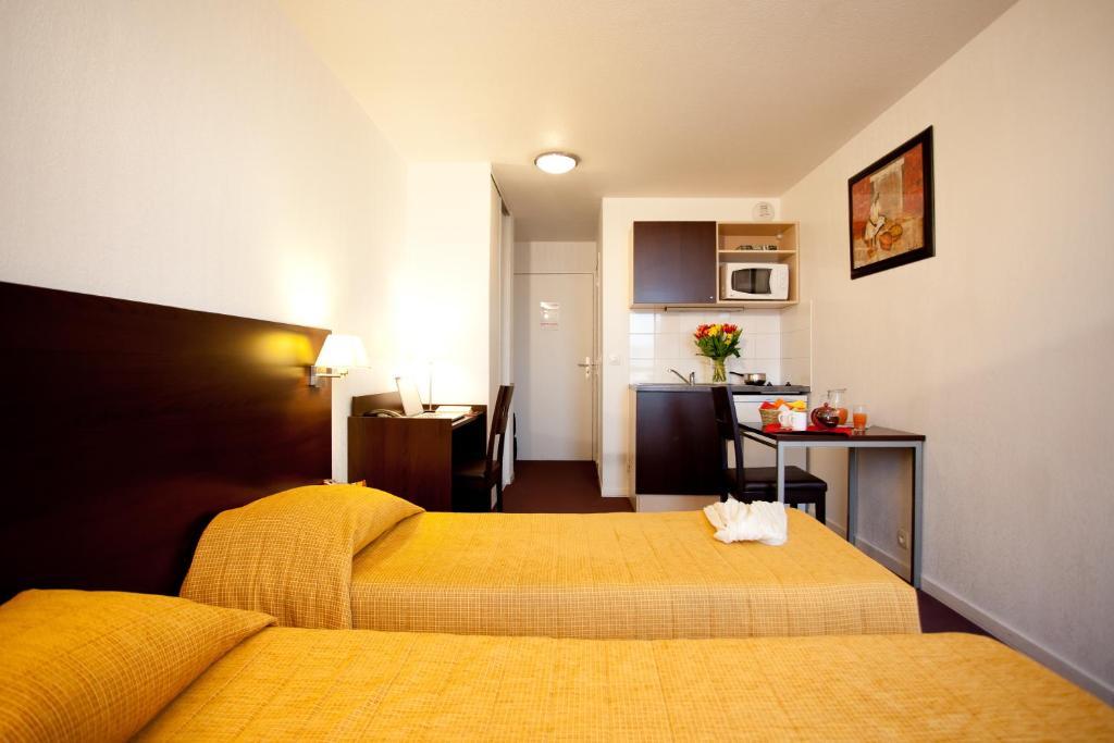 Apart hotel adagio access paris saint denis ple fran a for Adagio hotel appart