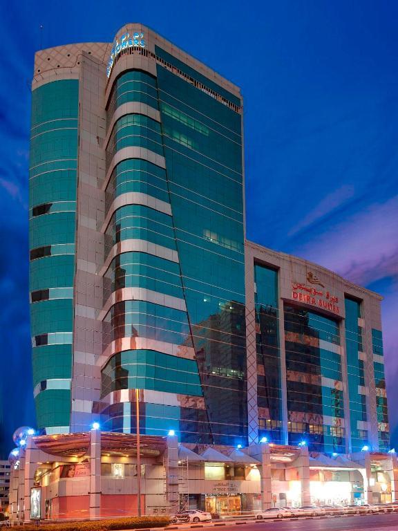 Deira Suites Apartment, Dubai, UAE - Booking.com
