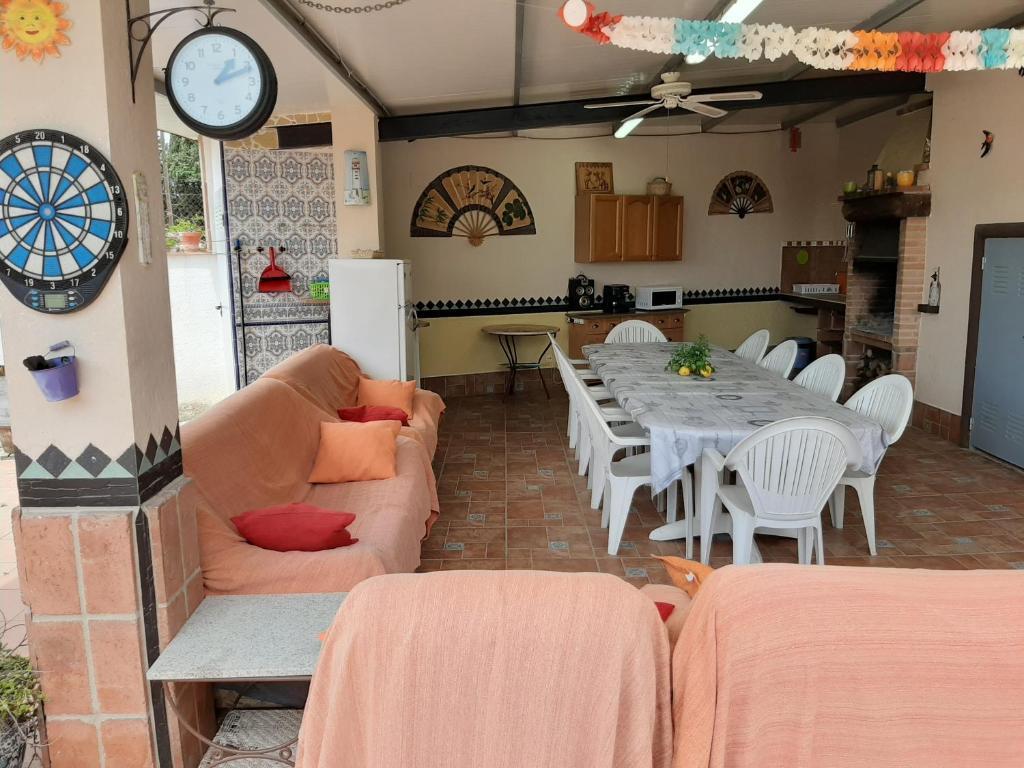 Casa Rural Maria Cinta (España LAmpolla) - Booking.com